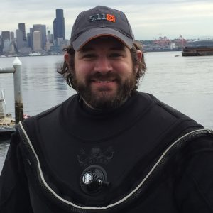 PADI Instructor Justin Varnes