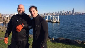 December Dive Tours in Seattle
