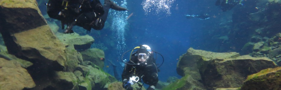 Learn Peak Performance Buoyancy with Seattle Dive Tours