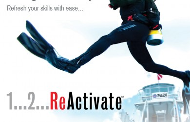 ReActivate scuba review